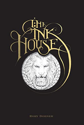 The Ink House: A Gothic Mansion Colouring Book from Laurence