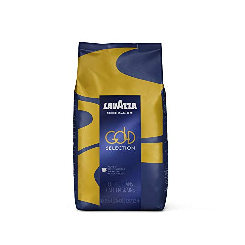 Lavazza Gold Selection Coffee Beans 1kg (1 Bag) from Lavazza