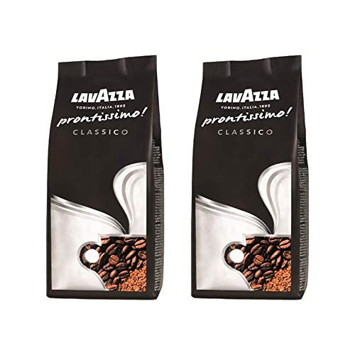 Lavazza Prontissimo Microgrind Vending Coffee 300g (2 Bags) from Lavazza