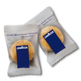Lavazza Wrapped Shortbread Biscuits (200x5g) from Lavazza