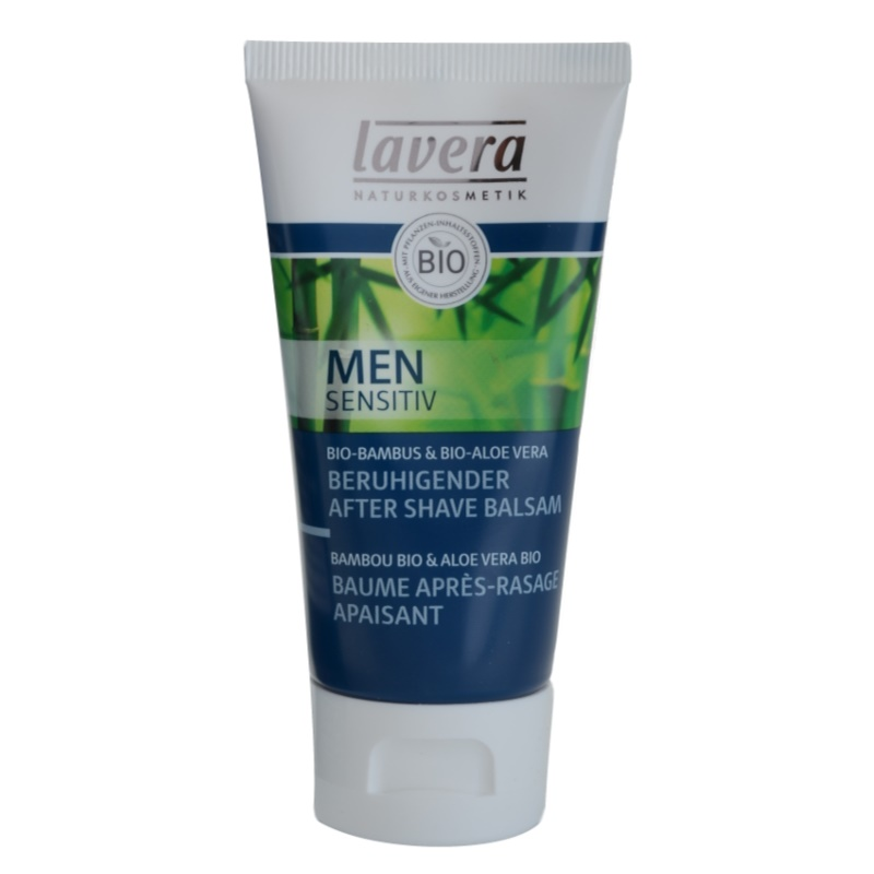 Lavera Men Sensitiv Soothing After Shave Balm 50 ml from Lavera
