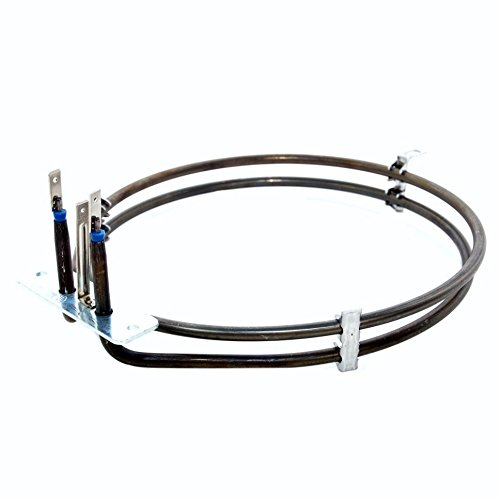 Fan Oven Cooker Element 2000W for Hotpoint DQ47I DY46K DY46W DY46X MK2 EG74G from LAZER ELECTRICS