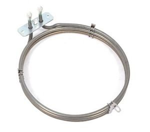 LAZER ELECTRICS Genuine OEM Fan Oven Heating Element for Candy & Hoover 2200W alt to 91200888 from LAZER ELECTRICS
