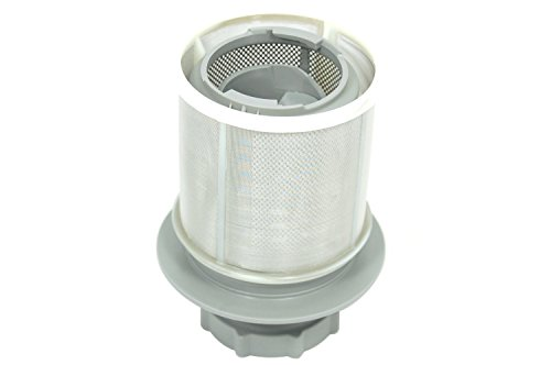 Lazer Electrics 2 Part Micro Mesh Original Filter Spare Part for Siemens Bosch Dishwashers from LAZER ELECTRICS