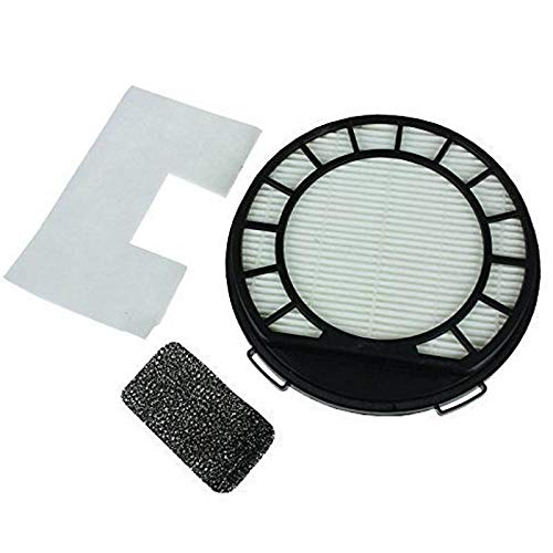 LAZER ELECTRICS TYPE 69 Pre Motor & HEPA Filter Kit for VAX Vacuum Cleaner Hoover C87-VC-B from LAZER ELECTRICS