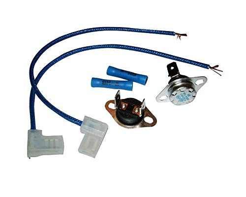 Lazer Electrics Thermostat TOC Kit for Tumble Dryers General Electric DDE5003TWW DDE5603VWW from LAZER ELECTRICS