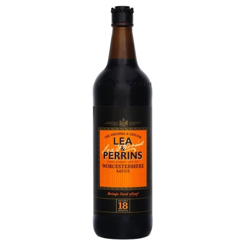 Lea & Perrins Worcestershire Sauce - 4 x 568ml from Lea & Perrins
