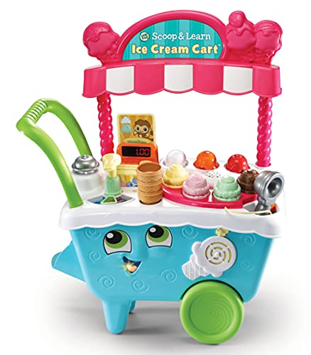 Leapfrog Scoop & Learn Ice Cream Cart from LeapFrog