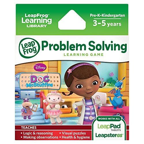Leapfrog Explorer Learning Game Disney Doc McStuffins from LeapFrog