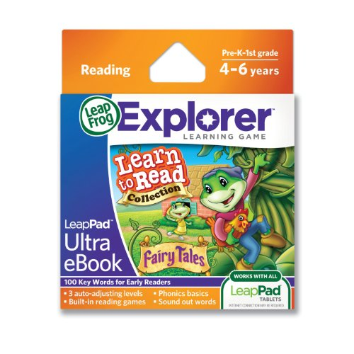 Leapfrog Leappad Ultra Ebook Learn To Read Collection Fairy Tales from LeapFrog