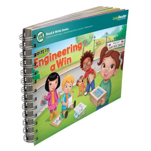 LeapFrog LeapReader Book: Write It! Engineering a Win from LeapFrog