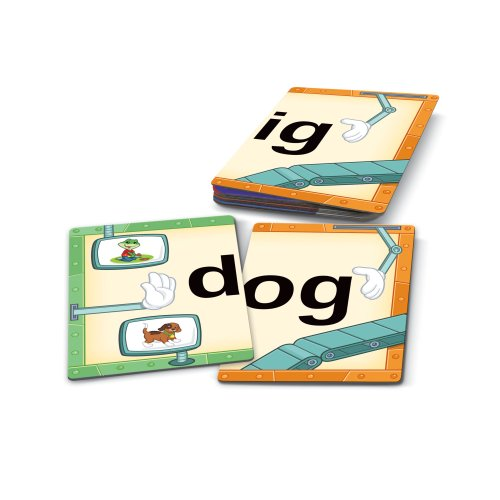 Leapfrog Tag Interactive Talking Words Factory Flash Cards from LeapFrog