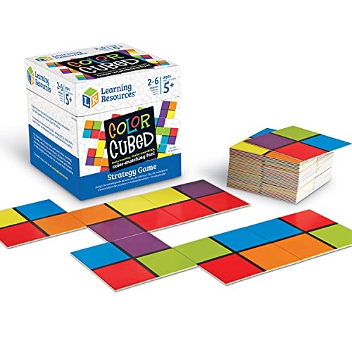 Learning Resources Colour Cubed Strategy Game from Learning Resources