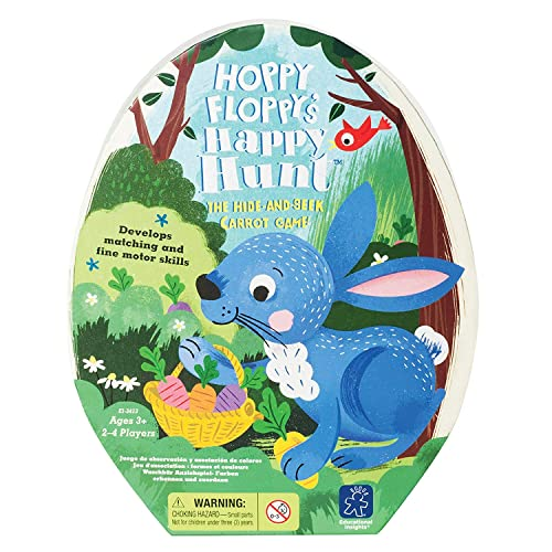 Learning Resources Hoppy Floppy's Happy Hunt Game from Learning Resources (UK Direct Account)