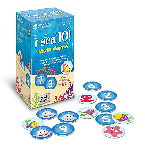Learning Resources I Sea 10! Game from Learning Resources (UK Direct Account)