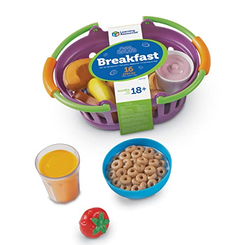 Learning Resources New Sprouts Breakfast Basket from Learning Resources (UK Direct Account)
