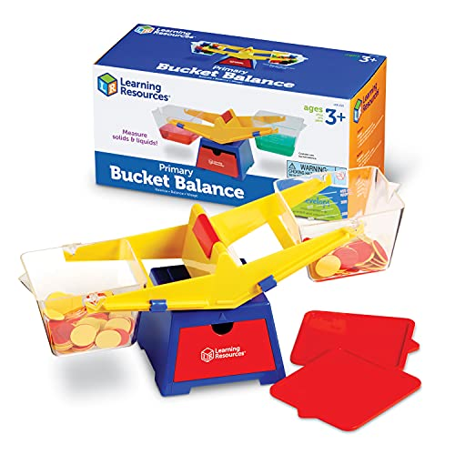 Learning Resources Primary Bucket Balance from Learning Resources