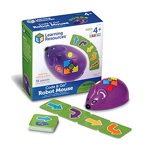 Learning Resources STEM - Robot Mouse from Learning Resources