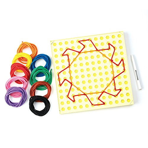 Learning Resources String-Along Lacing Kit from Learning Resources (UK Direct Account)
