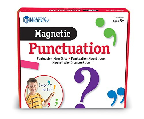 Learning Resources Magnetic Punctuation from Learning Resources