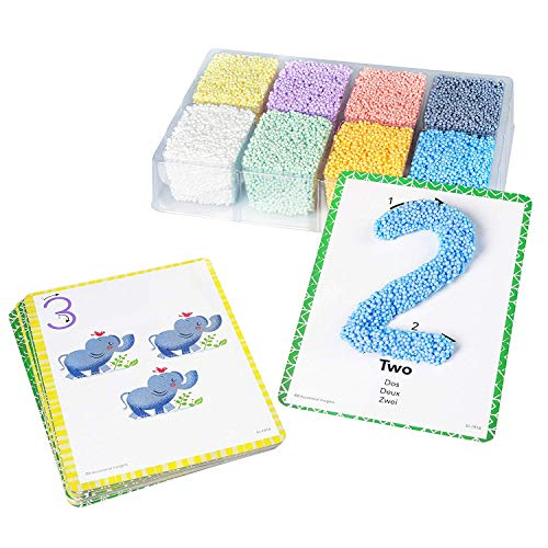 Learning Resources Playfoam  Shape & Learn Numbers Set from Learning Resources
