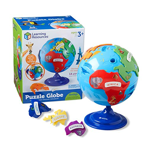 Learning Resources Puzzle Globe from Learning Resources