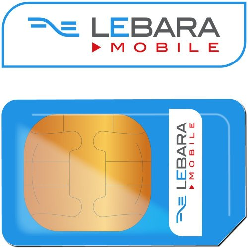 Lebara 4G - Multi SIM - Rechargeable International Sim Card - Includes Nano/Micro/Standard 3-IN-1 SIM - Unlimited Calls Text and Data For Iphone 4, 4S, 5c, 5S, 5, 6, 6s, 6+ / iPad 1, 2, 3, 4, iPad Air / GALAXY S2, S3, S4, S5, S6, S6Edge & For ALL Other Mobile Device - AVAILABLE ONLY FROM > MOBILES DIRECTS COMMUNICATIONS LTD from Lebara