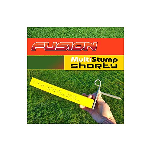 Fusion Multi Stump Shorty + Spike from Fusion Sports