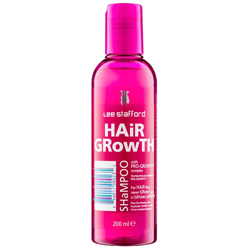 Lee Stafford Hair Growth Regrowth Shampoo against Hair Loss 200 ml from Lee Stafford