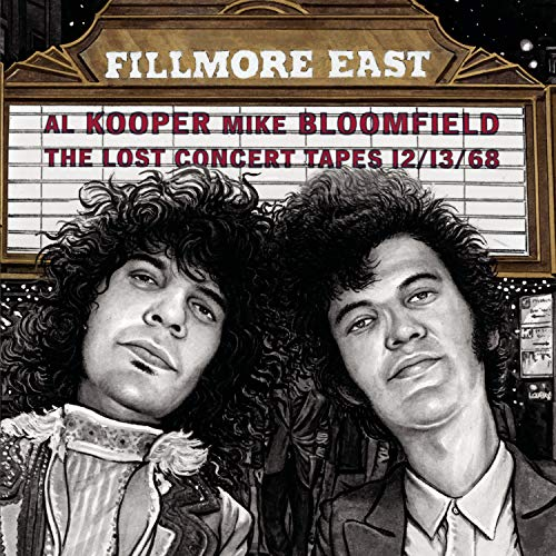 Fillmore East: The Lost Concert Tapes 12-13-68 from Legacy