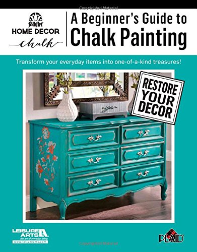 A Beginners's Guide to Chalk Painting from Leisure Arts