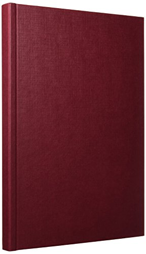 Leitz impressBIND Hard Covers, 14.0 mm Spine, Bordeaux, Pack of 10 from Leitz