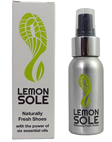 Lemon Sole - The shoe spray with 6 essential oils. Great for Sport. from Lemon Sole