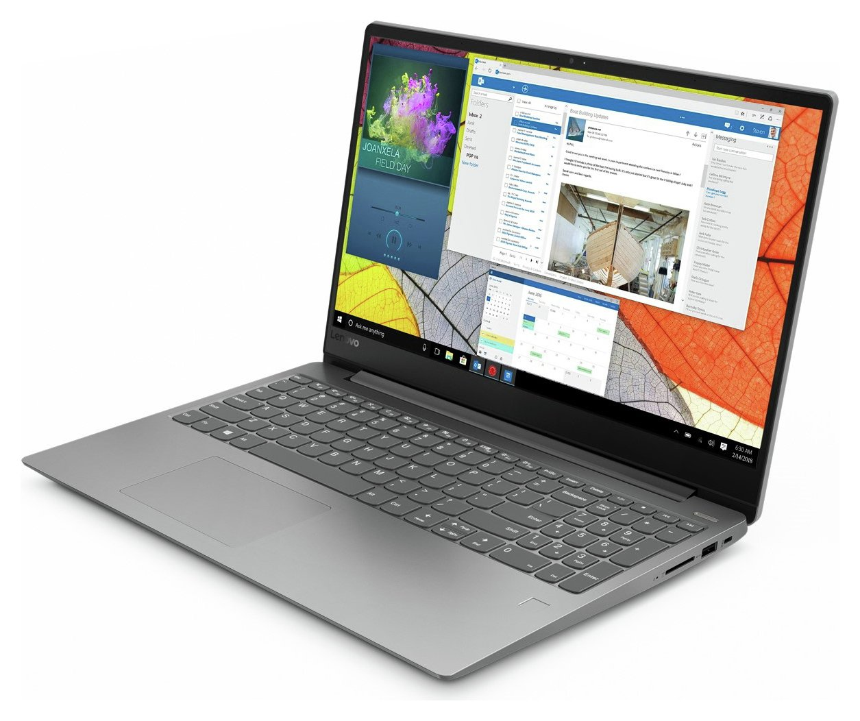 Lenovo IdeaPad 330S 15.6 Inch AMD A9 4GB 128GB Laptop from Lenovo
