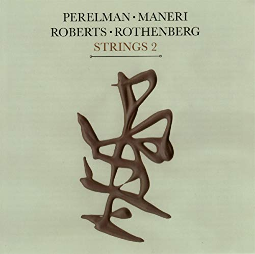 Strings 2 from Leo Records
