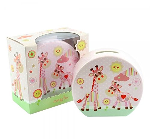 Lesser and Pavey - Little Treats Little Sunshine Money Box (Pink) from Lesser and Pavey - Little Treats