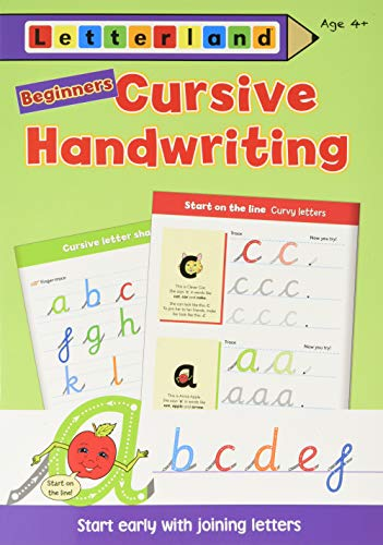 Beginners Cursive Handwriting (Letterland) from Letterland