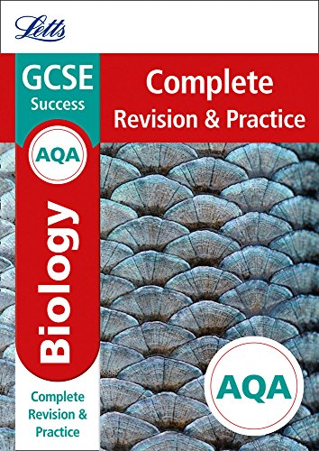 AQA GCSE 9-1 Biology Complete Revision & Practice (Letts GCSE 9-1 Revision Success) from HarperCollins UK
