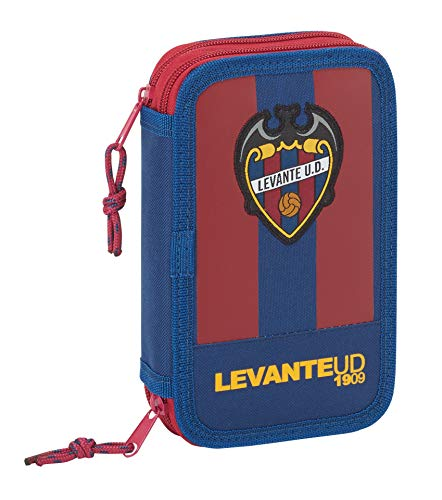 Levante U.D. Official School Pencil Case, 28 Items Included from Levante UD