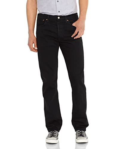 Levi's Men's 501 Original' Jeans, Black 80701, 38W / 30L from Levi's