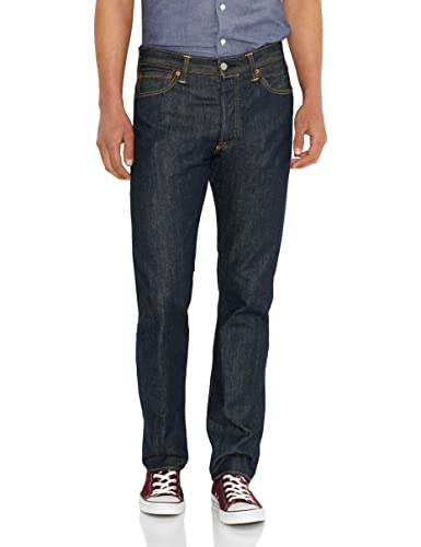 Levi's 501 Original Fit Men's Jeans, Blue (Onewash), 36W x 36L from Levi's
