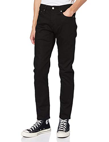 Levi's Men's 502 REGULAR TAPER Jeans, Black (Nightshade 31), W34/L32 from Levi's