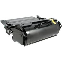Compatible Black Lexmark 12A6835 Toner Cartridge from Printerinks