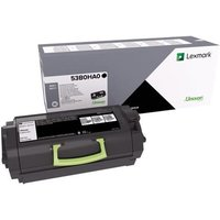 Lexmark 53B0HA0 Black Original High Capacity Toner Cartridge from Lexmark