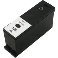 Compatible Black Lexmark No.100XL Ink Cartridge (Replaces Lexmark 14N1068E) from Printerinks