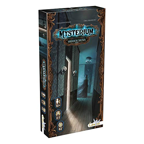 Libellud MYST02 Mysterium: Hidden Signs Expansion from Libellud