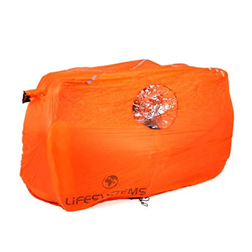 Life Systems LIFESYSTEMS Survival Shelter - 4 People, Orange, One Size from Life Systems
