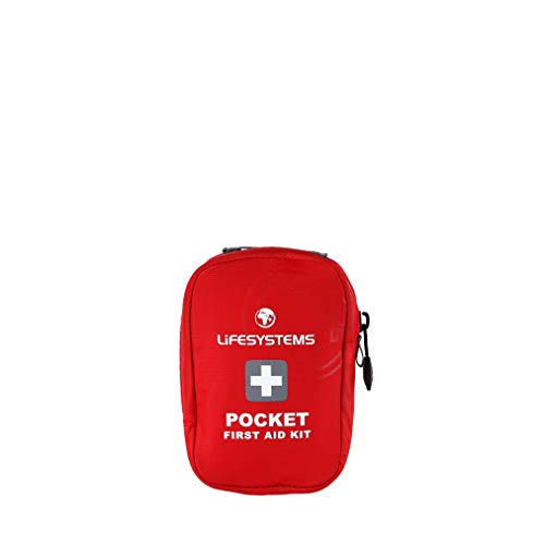 Lifesystems Pocket First Aid Kit - Red from Life Systems