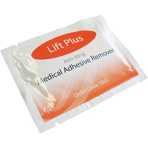 Lift Plus Non-Sting Medical Adhesive Remover Wipes x 30 from Lift Plus