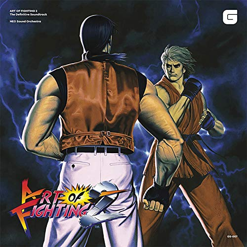 Art of Fighting II - The Definitive Soundtrack from Brave Wave Records